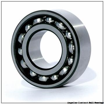 100 mm x 215 mm x 47 mm  NACHI 7320CDF angular contact ball bearings