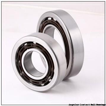70,000 mm x 180,000 mm x 42,000 mm  NTN 7414BG angular contact ball bearings