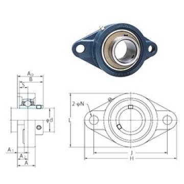 FYH UCFL205-16 bearing units