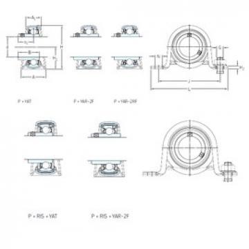 SKF P 72 R-30 TF bearing units