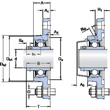 SKF FYTB 25 TF bearing units