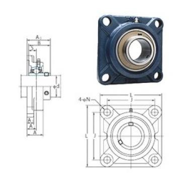 FYH UCFX13-40 bearing units