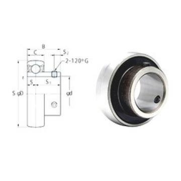 23,8125 mm x 52 mm x 27 mm  FYH SB205-15 deep groove ball bearings