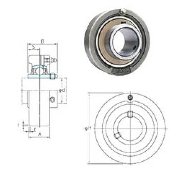 FYH UCCX08-24 bearing units