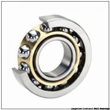 120 mm x 215 mm x 40 mm  NKE 7224-BCB-MP angular contact ball bearings