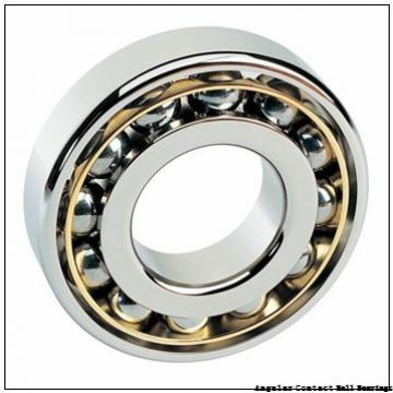 75 mm x 115 mm x 22 mm  NSK 75BER10XE angular contact ball bearings