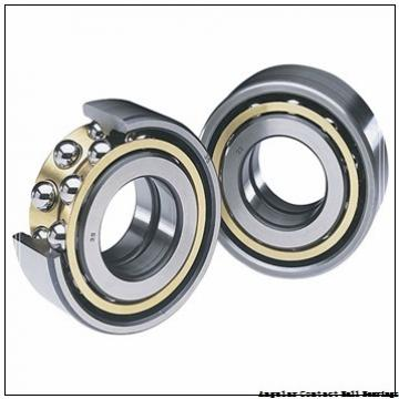 80 mm x 125 mm x 22 mm  SKF 7016 ACD/P4AH1 angular contact ball bearings