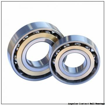 20 mm x 37 mm x 9 mm  NSK 7904 A5 angular contact ball bearings